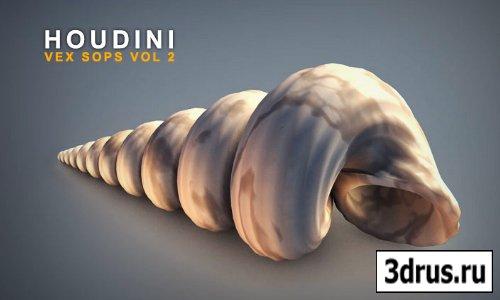 cmiVFX - Houdini VEX Volume 2 [2007, ENG]