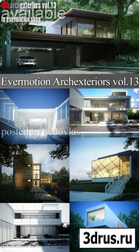 Evermotion Archexteriors vol.13