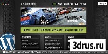 ThemeForest - Smallfolio - WordPress Theme
