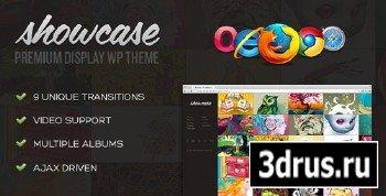 ThemeForest - Showcase - Premium Display/Gallery WordPress Theme