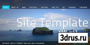 ActiveDen - Flash Site Template XML v11 - Reatil