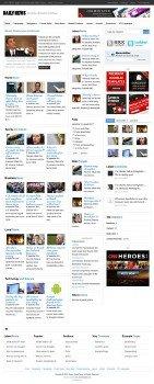 JoomShaper - Shaper News - Joomla Template J2.5