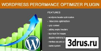 CodeCanyon - Performance Optimizer Plugin for Wordpress v1.3