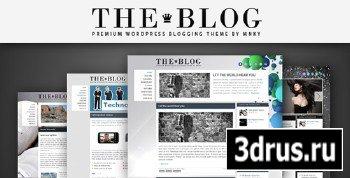 ThemeForest - The Blog WordPress Theme v1.1