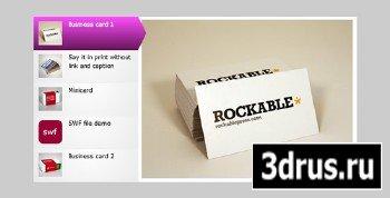 ActiveDen - Flip Tab Image Rotator