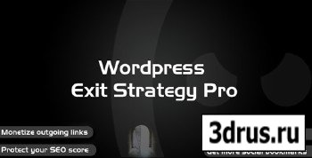 CodeCanyon - Wordpress Exit Strategy Pro