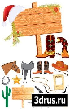 Attributes of the cowboy
