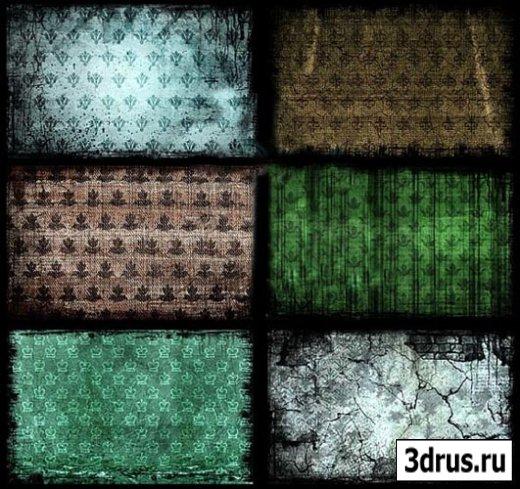 Винтажные текстуры и фоны