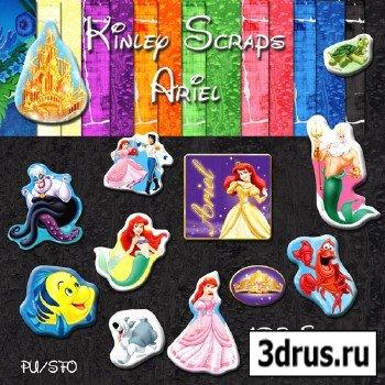 Scrap Set - Ariel