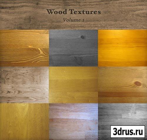 Деревянные текстуры высокого разрешения