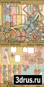 Scrap Set - Spring Morning