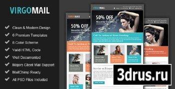 ThemeForest - Virgomail - Email Marketing & Newsletter Template