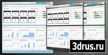 ThemeForest - NeueAdmin II - Marketing Dashboard