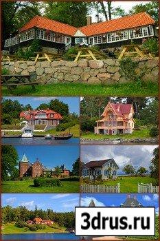 Обои - Путешествие по Швеции