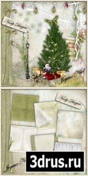 Scrap Set - Joyeux Noel