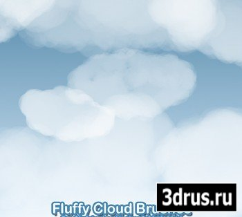 Fluffy Cloud - ABR Brushes