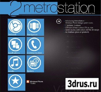 MetroStation Icons Pack v2.2