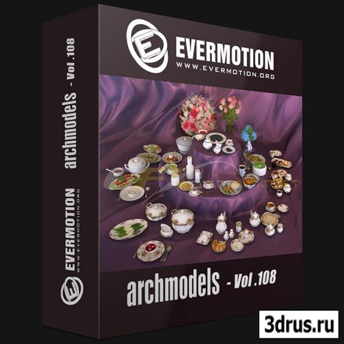 Evermotion - Archmodels Vol.108