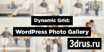CodeCanyon - Dynamic Grid: Photo Gallery for WordPress v1.0.9