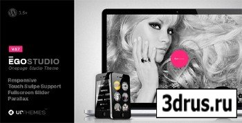 ThemeForest - Ego v1.4 - Onepage Parallax Responsive WordPress Theme - FULL