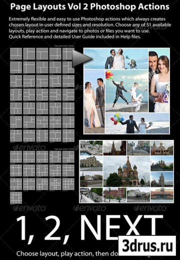 Page Layouts Vol 2 - GraphicRiver