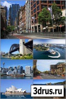 Обои - Сидней Австралия