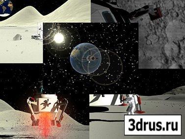 Полет Корабля Аполлон На Луну.