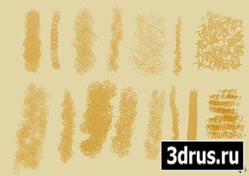 15 Random ABR Brushes For Adobe Photoshop