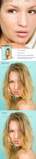 Magic Retouch Pro – GraphicRiver. PSD
