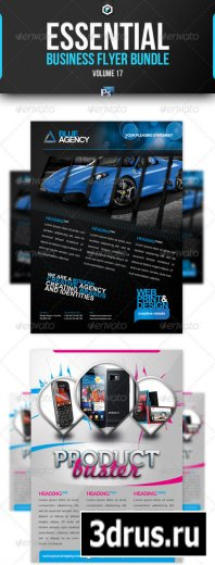 RW Essential Business Flyer Bundle Vol 17