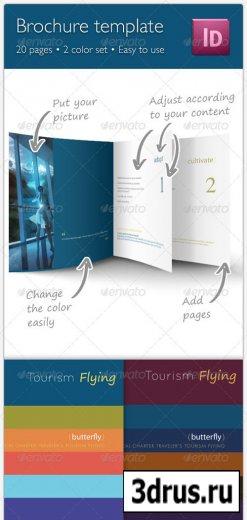 Brochure Corporate & Professional
