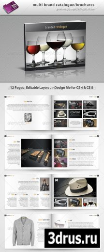 Multi Brand Catalogue/Brochure