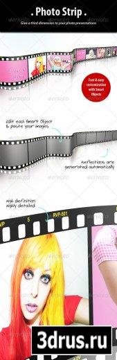 Photo Strip Template