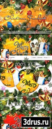 Christmas FB Timeline