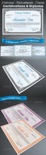 Professional Certificate or Diploma